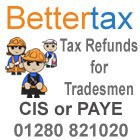 Better Tax - The Tradesman's Tax Refund Specialists