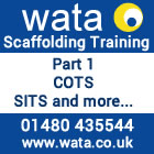 WATA Scaffolding Training