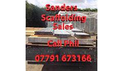 Sanders Scaffolding Sales