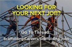 Scaffolding Jobs